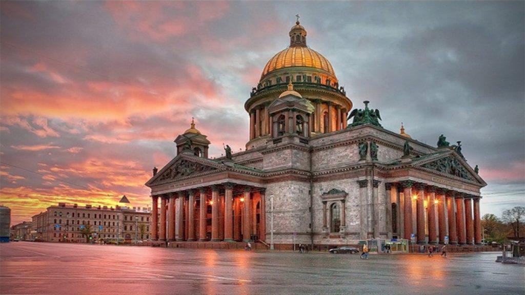 St.-Peters-burg - Kesari-Tours