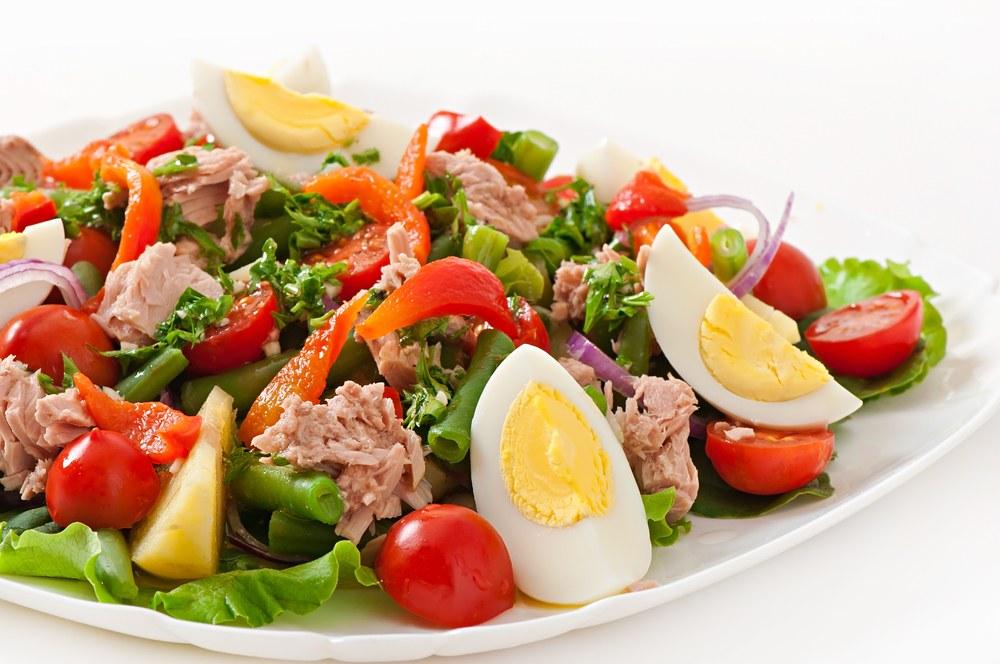 salade-nicoise - kesari tours