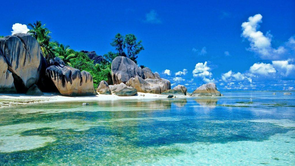 seychelles-beach-Kesari Tours