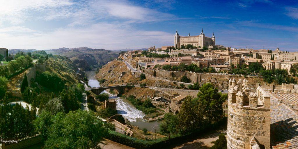 Toledo History Castillo de San Servando Kesari Blog