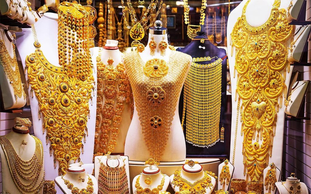 Dubai Vacation,Dubai Shopping Festival,Gold-Souks