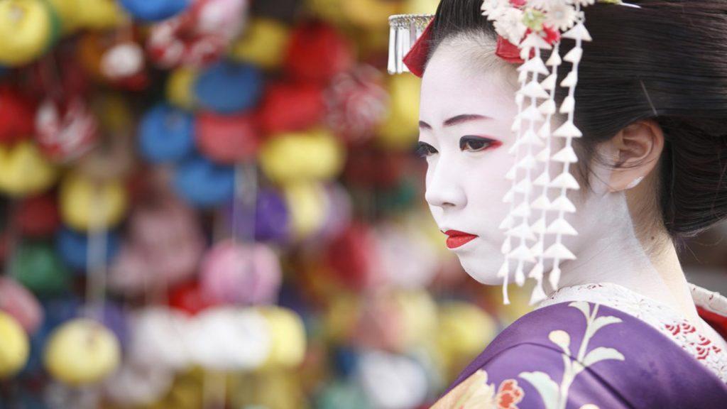 Japan Kyoto Traditional Kimono