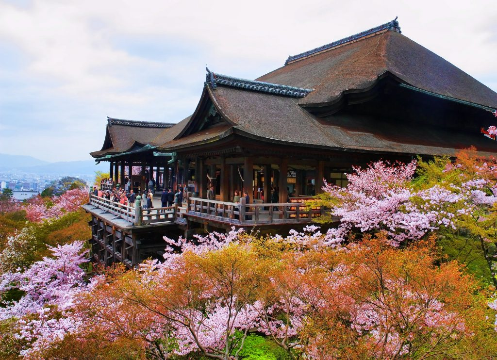 Kiyomizu-Dera - Japan -Kyoto