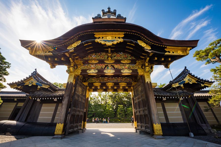 Nijō Castle - Japan - Kyoto