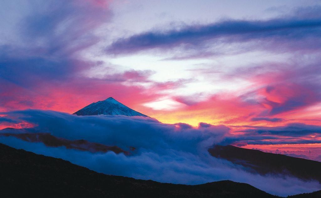 Canary Islands, Teide National Park,
