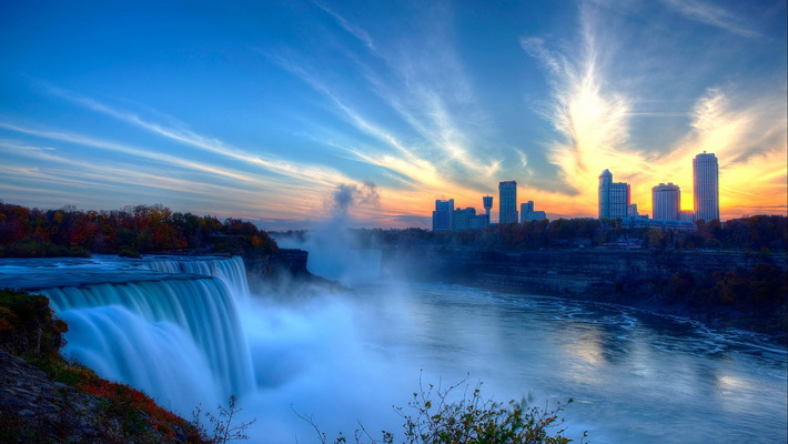 Niagara Falls, USA tours, Top 5 places to visit in the USA