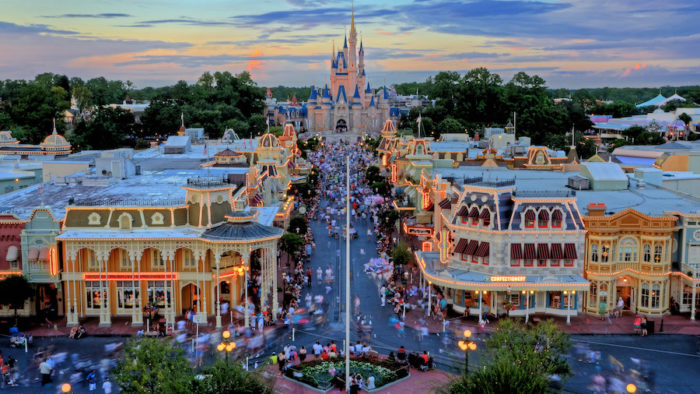 USA Tours, Walt Disney World Resort,Top 5 places To visit in the USA