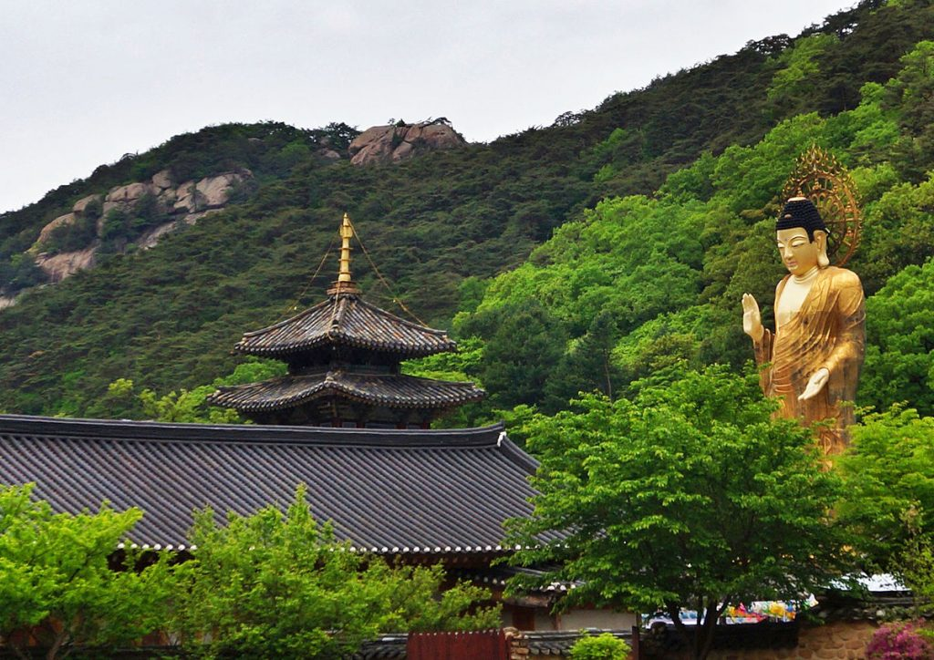 South Korea Holidays Korean Temples Kesari Tours
