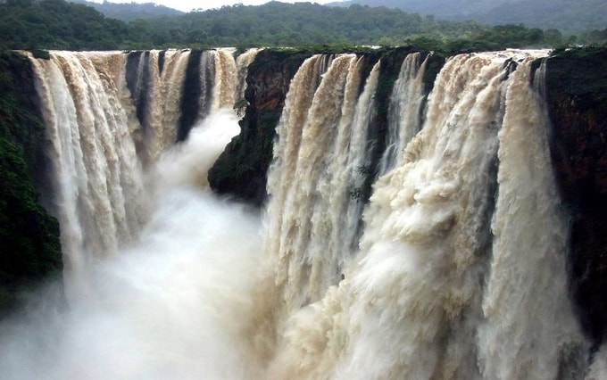 Kunchikal-Falls-kesari-tours | Top 5 Waterfalls in India