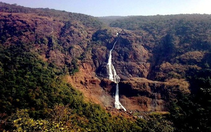 Barehipani-Falls-kesari-tours | Top 5 Waterfalls in India