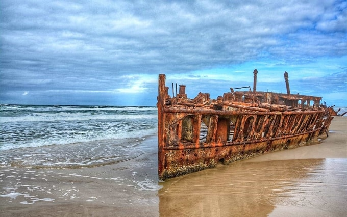 Fraser Island Kesari tours   things not to miss when in australia