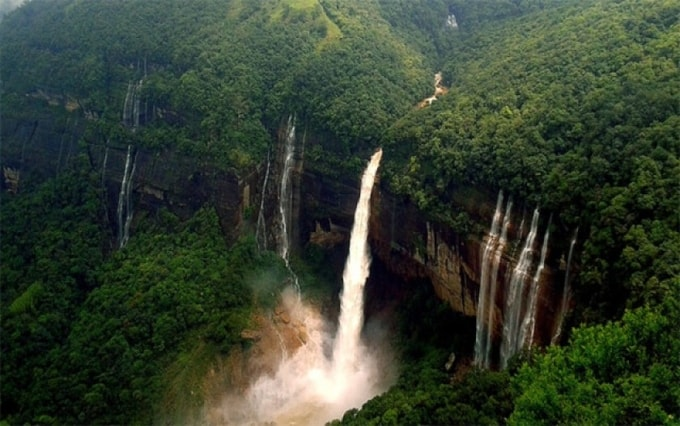Shillong in Meghalaya Kesari Tours| best places to visit in monsoon