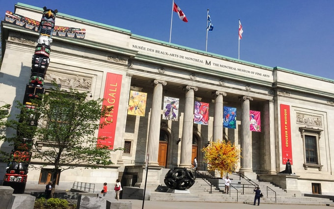 Montreal with Kesari tours | Best Travel Destinations for Art Lovers